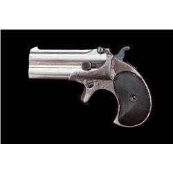 Remington O/U Spurtrigger Double Derringer