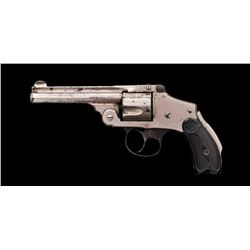 SW 5th Model .38 Safety Hammerless Revolver
