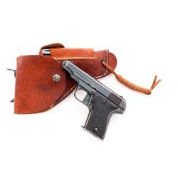 French MAB C Semi-Automatic Pistol