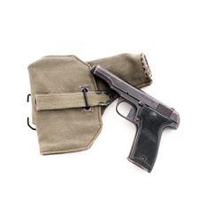 French MAB Model D Semi-Automatic Pistol