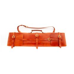 High Quality Leather Takedown Rifle Case