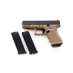 Glock Model 19 Gen 4 Semi-Automatic Pistol