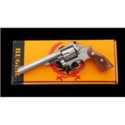 Ruger Security Six Double Action Revolver