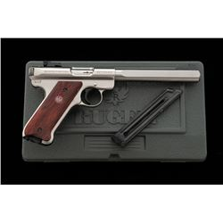 Ruger Mark III Competition Semi-Auto Pistol