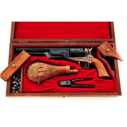 Cased Copy of a Colt Walker, by Replica Arms