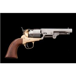 Reproduction Colt Navy Type Percussion Revolver