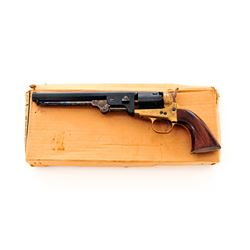 Italian Copy of a Colt 1851 Navy Revolver