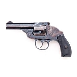 HR Auto Eject Hammerless Double Action Revolver