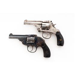 Lot of Two (2) Top-Break Revolvers
