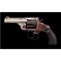 Antique SW Double Action 3rd Model Revolver