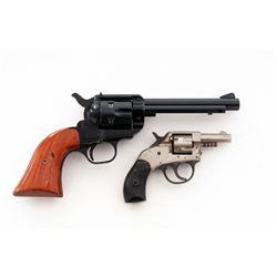 Lot of 2 Revolvers: Reck  HR