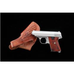 Jennings Model 25 Semi-Automatic Pistol