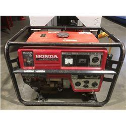 HONDA EM6500S GENERATOR