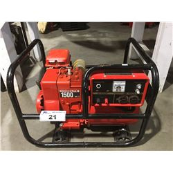 HOMELITE 1500W POWER GENERATOR