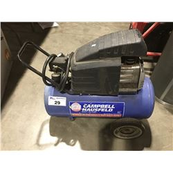 CAMPBELL HAUSFELD 2.5HP/8GAL AIR COMPRESSOR