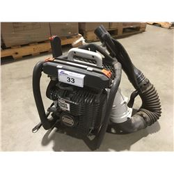 ECHO POWER BLOWER (MISSING BLOWER ARM EXTENSION)