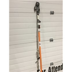 FISKARS TELESCOPIC POLE PRUNER (MISSING BLADE ATTACHMENT)