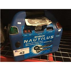 MOTOMASTER NAUTILUS MARINE/RV POWER PACK