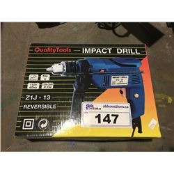 QUALITY TOOLS IMPACT DRILL