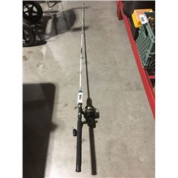 7 1/2' FISHING ROD WITH DIAWA SPINNING REEL