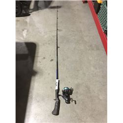 KILLGLASS 2 SPINNING ROD WITH REEL
