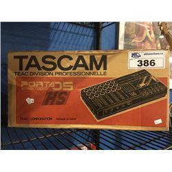 TASCAN PORTA 05 MINI STUDIO