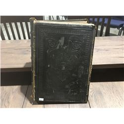 EARLY COPY LEATHER BOND HOLY BIBLE