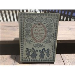 EARLY COPY THE SCHOOL FOR SCANDAL BY RICHARD BRINSLEY SHERIDAN ILLUSTRATED BY HUGH THOMSON