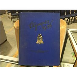 OLYMPIA 1936 PHOTO JOURNAL BOOK - IN GERMAN