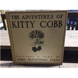 THE ADVENTURES OF KITTY COBB PICTURES & TEXT BY JAMES MONTGOMERY FLAGG