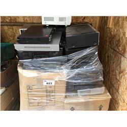 PALLET LOT OF ASSTD ELECTRONICS