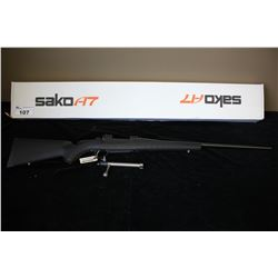 SAKO A7 300WSM SOFT TOUCH BLUED SERIAL#D29259
