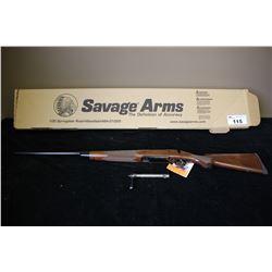 SAVAGE MODEL 14 270 WSM LH AMERICAN CLASSIC SERIAL#H411420