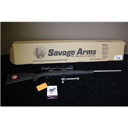 SAVAGE 16 300 WSM XP I-NATL SERIAL#H678666