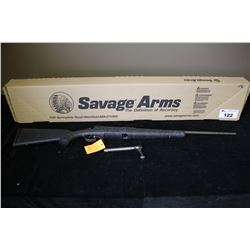 SAVAGE AXIS 22-250 WEB/BLUED SERIAL#H909942