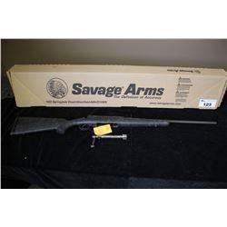 SAVAGE AXIS 22-250 WEB/BLUED SERIAL#J162495