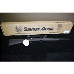 SAVAGE M11 HUNTER 243 XP STAINLESS SERIAL#H775357