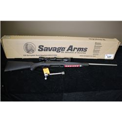SAVAGE 111 HUNTER 300WIN XP STAINLESS SERIAL#J167121