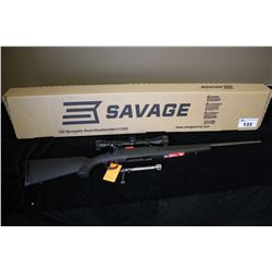 SAVAGE AXIS XP 223 REM  SERIAL#K957442
