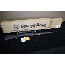SAVAGE AXIS XP YOUTH 243 WIN SERIAL#J801049