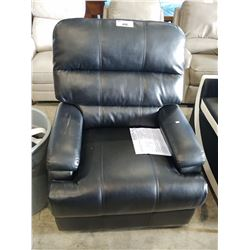 BLACK RELAX LOUNGER RORY 2 RECLINER