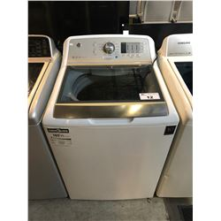 WHITE GE CLOTHES WASHER