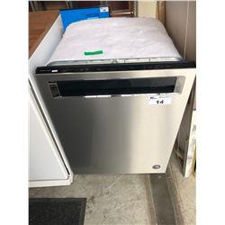 STAINLESS STEEL KITCHENAID DISHWASHER WITH STAINLESS STEEL TUB