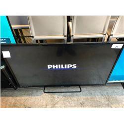 """55"""" PHILIPS 4K LED SMART TV"""
