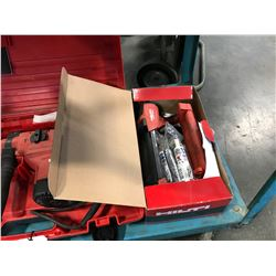 HILTI  HDM 500 COMPOUND GUN IN BOX