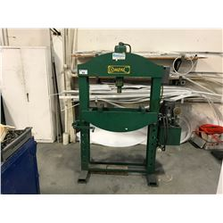 COMPACT HEAVY DUTY INDUSTRIAL SHOP PRESS