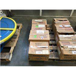 3  BALDOR ELECTRIC 1/2 HP & ONE 2 HP MOTORS