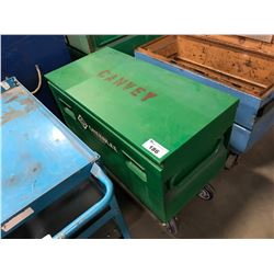 """GREENLEE 2142 20""""X42""""X20"""" MOBILE TOOL CHEST"""