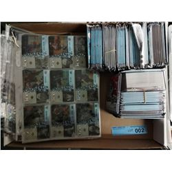 LARGE LOT OF UPPER DECK MCDONALDS HOCKEY CARDS