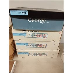 4 X LARGE BOXES OF COLLECTIBLE HOCKEY CARDS